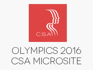 Olympics 2016 CSA Microsite | CSA Celebrity Speakers
