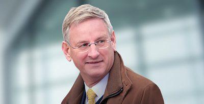Carl Bildt  - Microsite