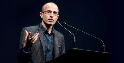 Prof Yuval Harari  - Microsite