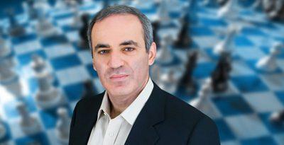 Garry Kasparov  - Microsite