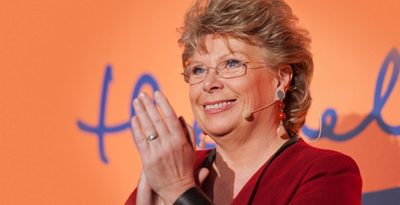 Viviane Reding  - Microsite