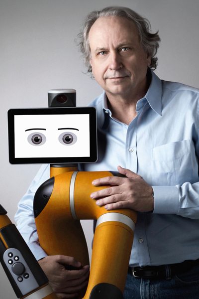 Gentler, More Aware 'Cobots' Are Coming