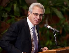 Dr. Ernesto Zedillo