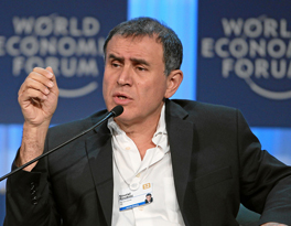 Dr. Nouriel Roubini