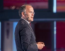 Prof Klaus Schweinsberg