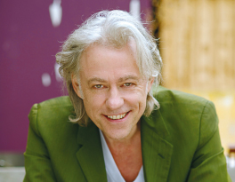 Bob Geldof speaker video search thumbnail