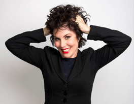 Ruby Wax speaker video search thumbnail