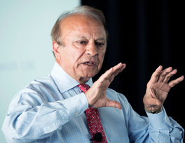 Prof. Amin Rajan
