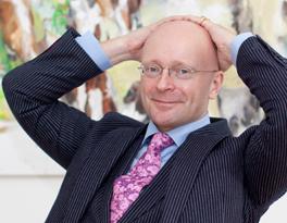 Dr. Jonas Ridderstråle
